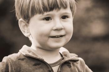 Portréty | Děti & Rodinky | Ateliér | Adam