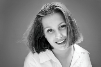 Portréty   Interiér   Anežka