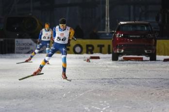 Reportáž | Sportovní | ČEZ City Cross Sprint 2019