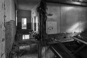 URBEX | Jánské Koupele | Ubytování - Pokoje