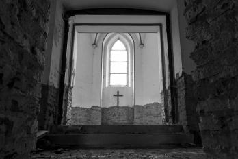URBEX | Jánské Koupele | Kaple