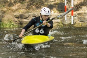 Reportáž | Sportovní | Vodní slalom