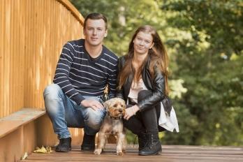 Portréty | Rande | Monika & Lukáš