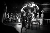 Soutěž | PHOTOCONTEST 2017 | I. Dialog | Ohnivá show