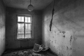 URBEX   Plicní sanatorium   Žáry