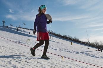 Reportáž   Sportovní   Winter HEI RUN 2019