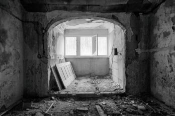URBEX | Žáry | Ředitelské apartmá