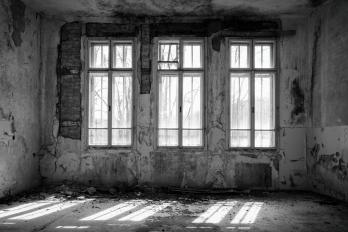 URBEX | Žáry | Malý pokoj pacientů