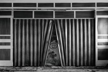 URBEX | Žáry | Společenská místnost